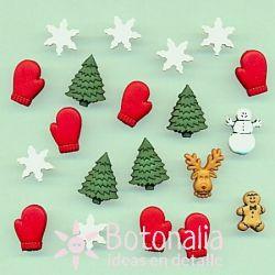 Dress-it-Up - Christmas Miniatures