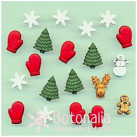 Dress-it-Up - Christmas Miniatures