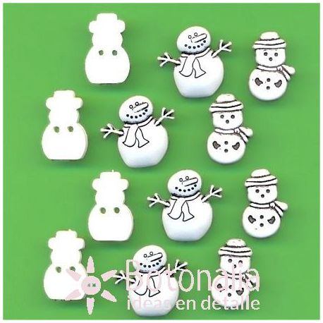 Muñecos de Nieve