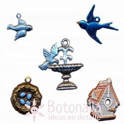 Embellishments - Birds