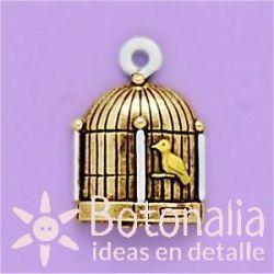 Embellishment bird cage