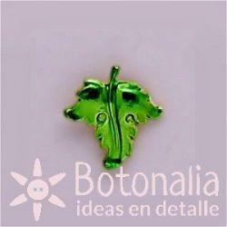 Button leaf 9,5 mm