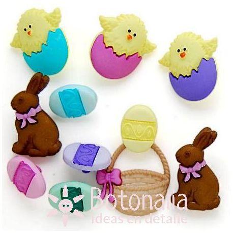 Dress-it-Up - Easter Basket