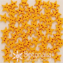 Dress-it-Up - Micro Mini Stars Yellow