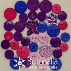 Dress-it-Up - Color Me - Purple