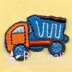 Camión volquete pequeño