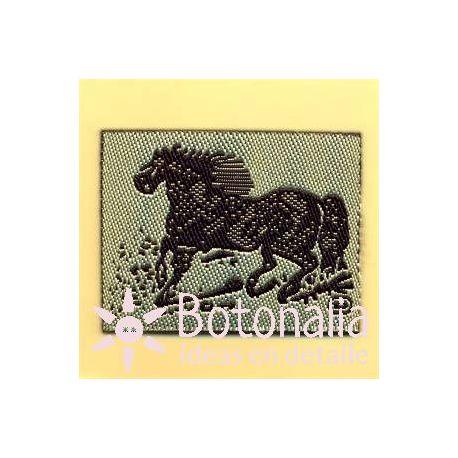 Etiqueta caballo