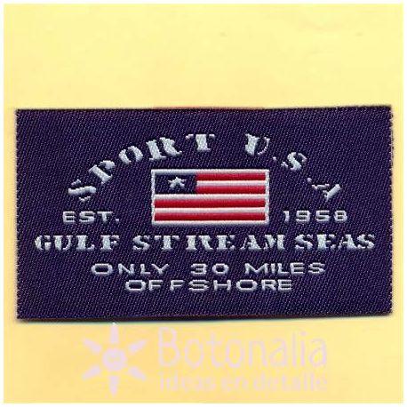 Etiqueta Sport U.S.A.