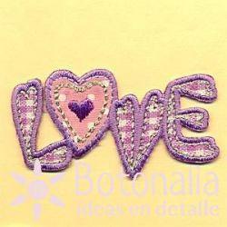 Pegatina LOVE