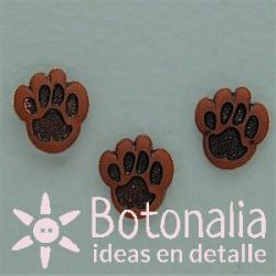 Pet's track (paw print) 11 mm