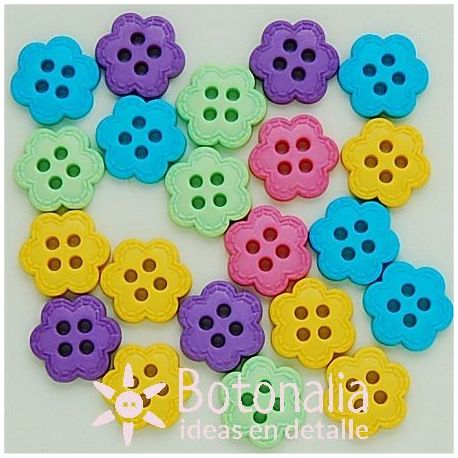 Dress-it-Up - Flower Candy