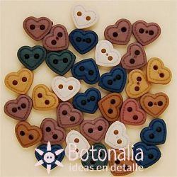 Dress-it-Up - Mini Stitched Hearts