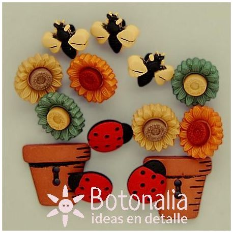 Dress-it-Up - Bugs & Blooms