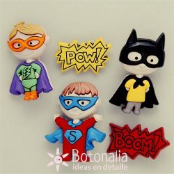 Dress-it-Up - Be My Super Hero