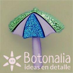 Beach umbrella 27 mm