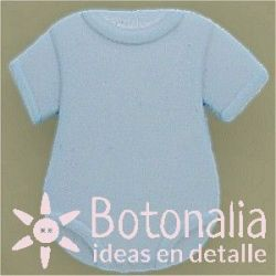 Button baby body