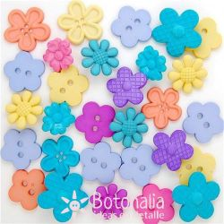 Dress-it-Up - Crafty Shapes - Flowers