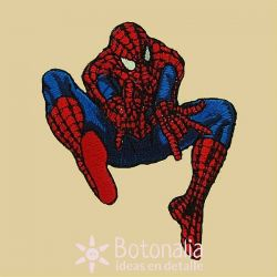 Iron-on patch Spider-Man