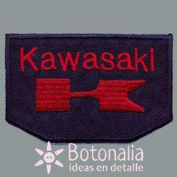 Iron-on patch Kawasaki
