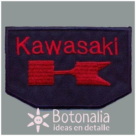 Parche Kawasaki