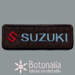 Iron-on patch SUZUKI