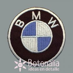 Iron-on patch BMV