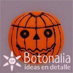 Halloween - Pumpkin 17 mm