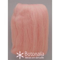 Wool in wick 20 grs. Pink