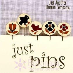 Just Pins - Sampler stitches