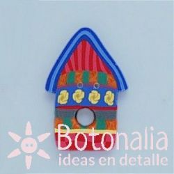 Summer birdhouse 27 mm
