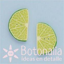 Lime slice 18 mm