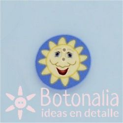 Sun smiling 12 mm
