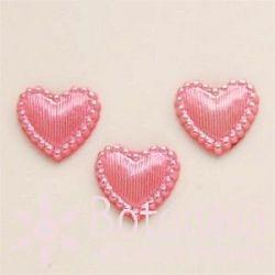 Corazón rosa 14 mm