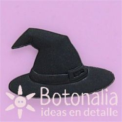Sombrero de bruja 30 mm