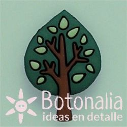 Button tree 38 mm