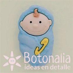 Bebé niño 23 mm