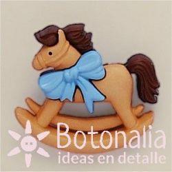 Rocking horse boy 26 mm