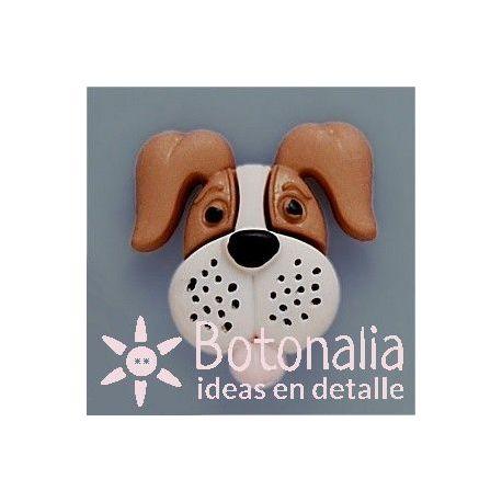 Dog head 24 mm