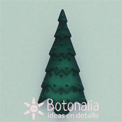 Fir tree in green 42 mm
