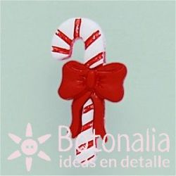Christmas Candy Cane 25 mm