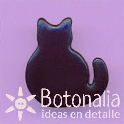 Gato negro 20 mm