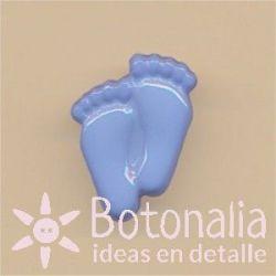 Piececitos azules 16 mm