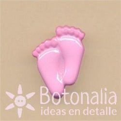 Little pink feet 16 mm