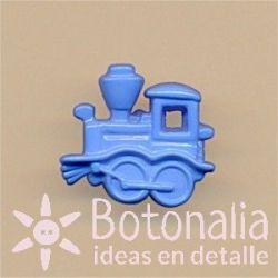 Little blue train 16 mm