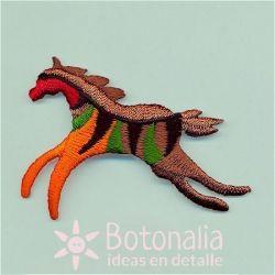 Ethnic motifs - Stylized horse