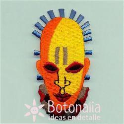 Ethnic motifs - Ritual mask